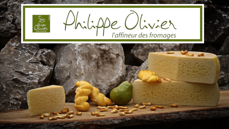 les fromages a la coupe Philippe Olivier