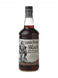 captain morgan rhum black spiced