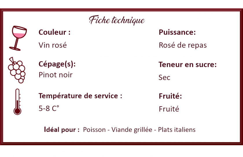 fiche pinot gris gourmandise haag