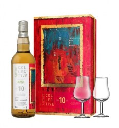 Coffret Whisky Art Collective 2 verres